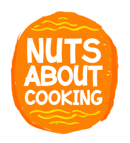 Nuts About Cooking Logo